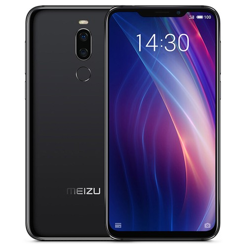Meizu X8 6.2 Inch 4G LTE Smartphone Snapdragon 710 6GB 64GB 12.0MP+5.0MP Dual Rear Cameras Android 8.1 Face ID Full Screen - Black