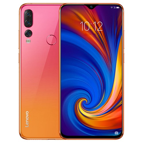 Lenovo Z5S 6.3 Inch 6GB 64GB Smartphone Orange