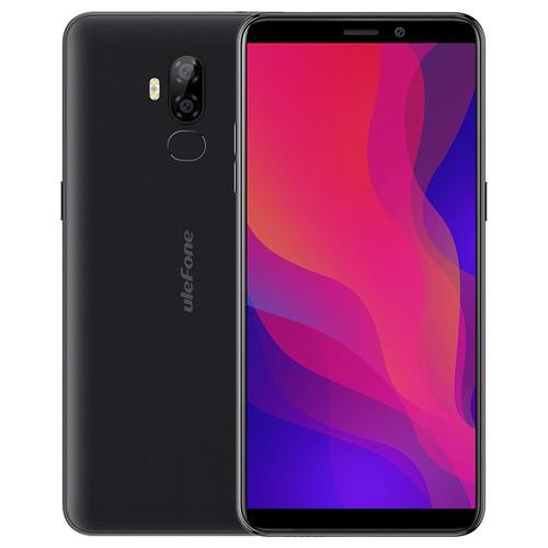 Ulefone Power 3L 6.0 Inch 2GB 16GB Smartphone Black