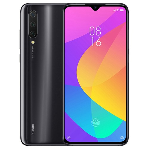 Xiaomi Mi 9 Lite 6.39 Inch 4G LTE Smartphone Snapdragon 710 6GB 64GB 48.0MP+8.0MP+2.0MP Triple Rear Cameras Fingerprint ID Dual SIM MIUI 10 Global Version - Black