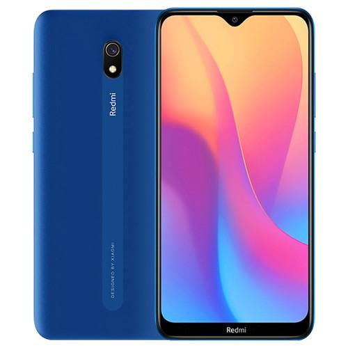 Xiaomi Redmi 8A CN Version 6.22 Inch 4G LTE Smartphone Snapdragon 439 4GB 64GB 12.0MP+8.0MP Dual Cameras Face Identification Dual SIM MIUI 10 - Blue
