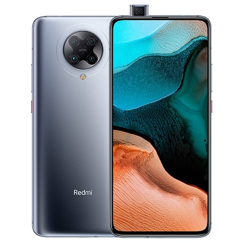 "Xiaomi Redmi K30 Pro Zoom Edition CN Version 6.67"" 5G Smartphone Snapdragon 865 8GB RAM 256GB ROM Quad Rear Camera Android 10.0 - Grey"