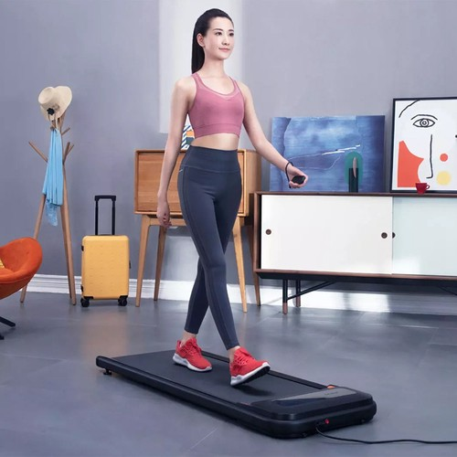 Xiaomi Urevo U1 Smart Walking Pad Ultra-Thin Treadmill for Workout, Fitness Training Gym Equipment, Exercise Indoor & Outdoor with Wireless Remote Control, LED Display, 3 Speed Mode - EU Version