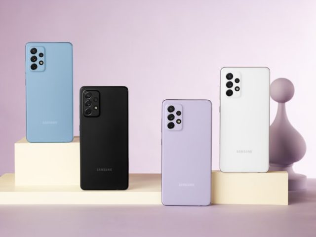 Here's Why the Samsung New Galaxy A Series, Is Already Being Hailed As 3 Of  The Best Mid-tier Smartphones of 2021 – Samsung Newsroom South Africa