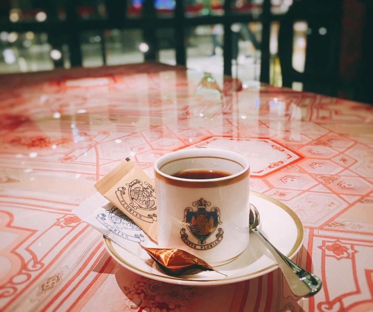 Caffé Florian Coffee 福里安花神咖啡館 》 台北信義新光三越A9 |市政府捷運站