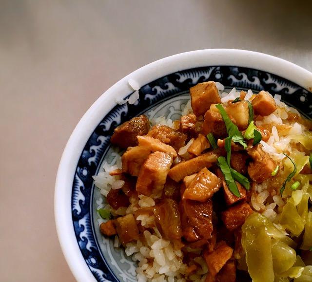 【 台中南區 | Taichung 】 魯肉莊 | 第三市場 |  Braised Pork Rice Shop | 中式小吃