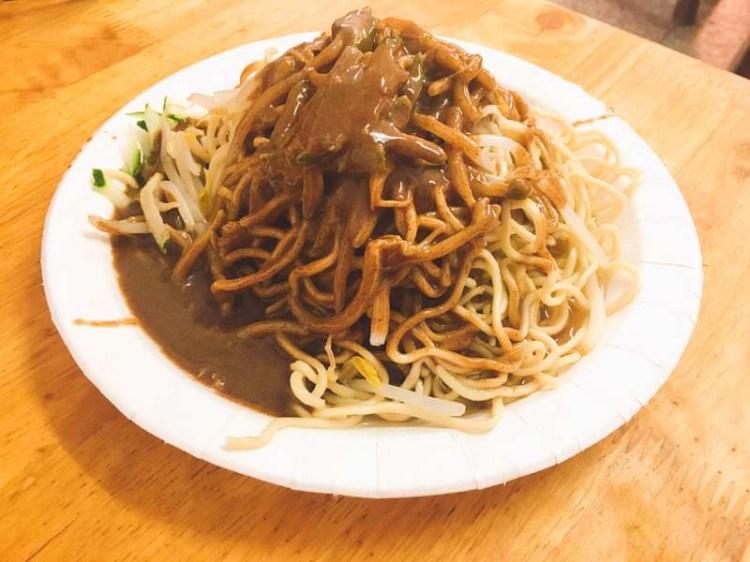 【 市政府捷運站 | Taipei Food 】空軍涼麵 | Air Force Cold Noodle Restaurant | 南京三民 | 上班族最愛
