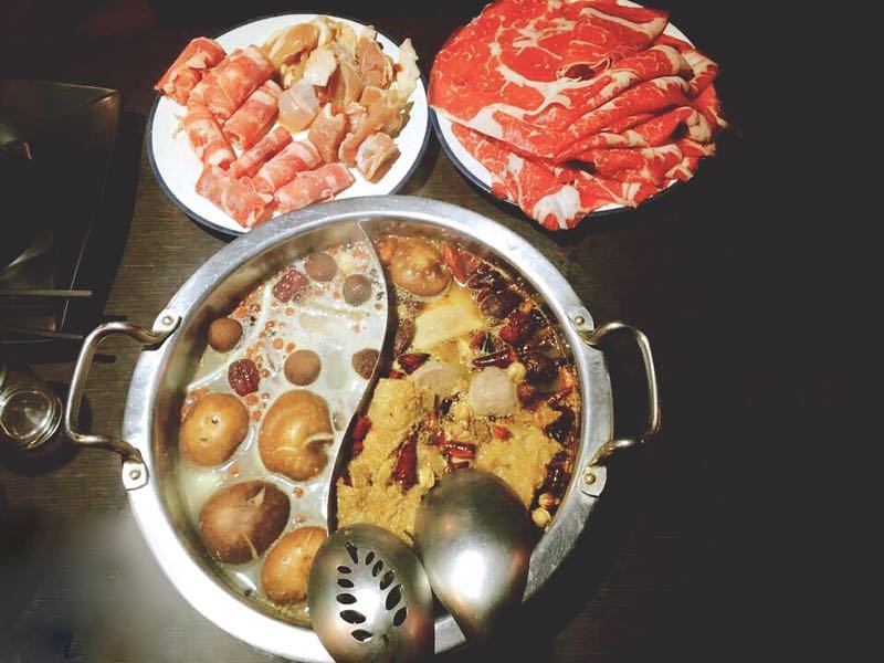 【 國父紀念館 | Taipei Food 】 蒙古紅火鍋吃到飽 | Mongolian Hot Pot | All You Can Eat
