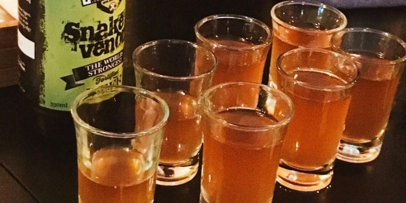 高酒精啤酒 》蛇毒啤酒  |  Brewmeister Beer Snake Venom