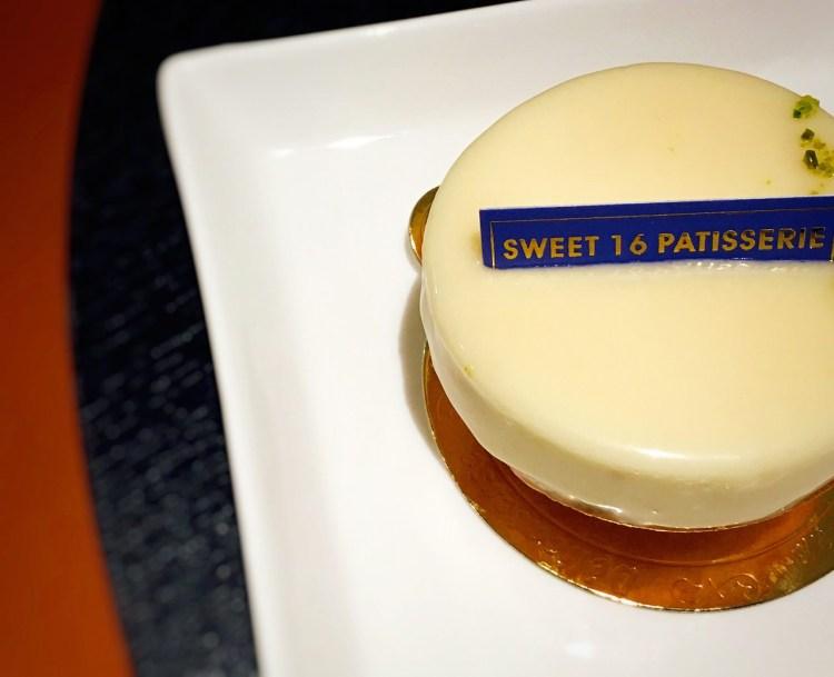 甜典 16 號 》SWEET 16 甜點店  |  天母新光三越週邊下午茶推薦