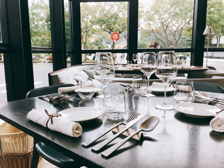 IL MERCATO TAIPEI 》天母玻璃屋餐廳    天母新光三越週邊美食