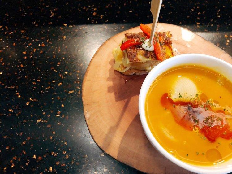 JUJU Spanish Gastrobar 》Pablo 主廚新開幕的台北西班牙餐酒館