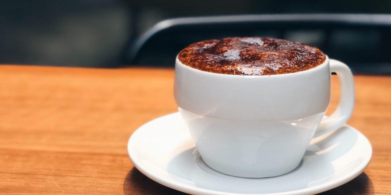 Coffee Essential 民生工寓 》黑糖拿鐵與重乳酪蛋糕令人難忘