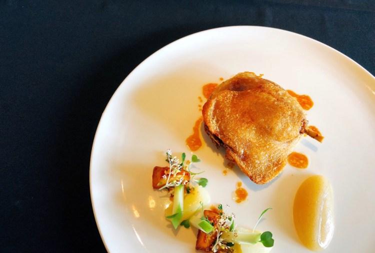 Monsieur L Restaurant 》L先生義法餐廳     米其林餐盤實至名歸