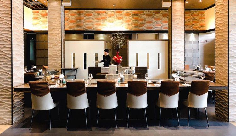 Taipei Teppanyaki 》台北鐵板燒推薦   明水然鐵板燒之超值龍蝦牛排海陸套餐