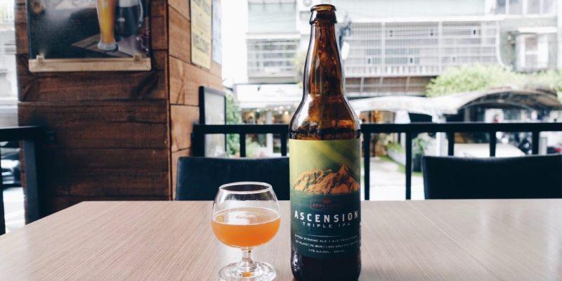 加拿大精釀啤酒品牌- 濠灣 》Howe Sound Ascension Triple IPA Beer Review