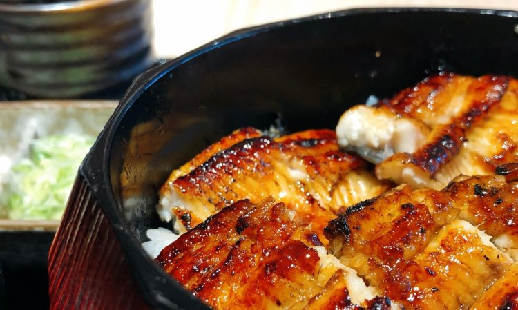 台北鰻魚飯 》江戶川鰻魚飯    Taipei Eel Rice