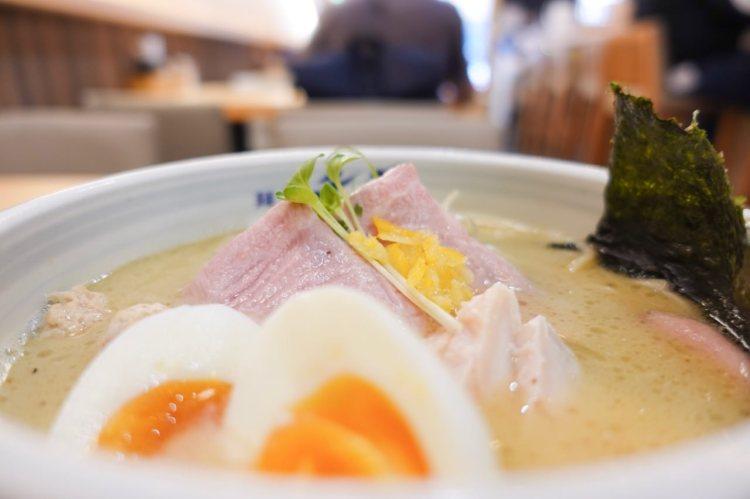 中山區拉麵店 Taipei Ramen 》麵屋千雲不僅有拉麵也有飯食