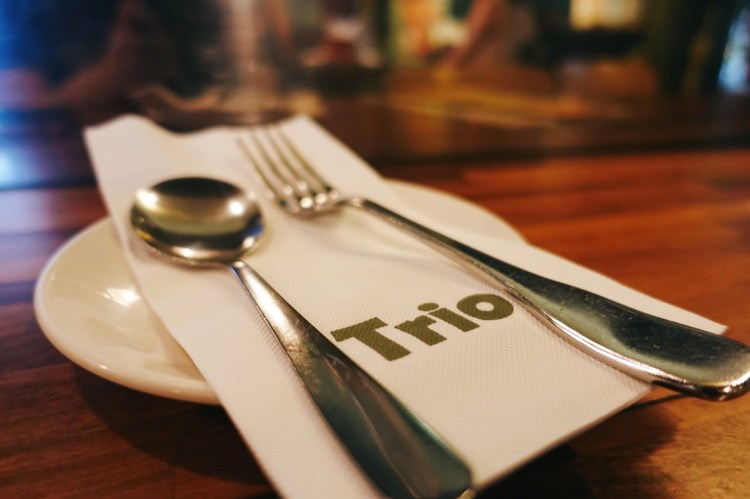 Trio Cafe 》台北華山三重奏餐酒館是上班族心目中的微醺好去處