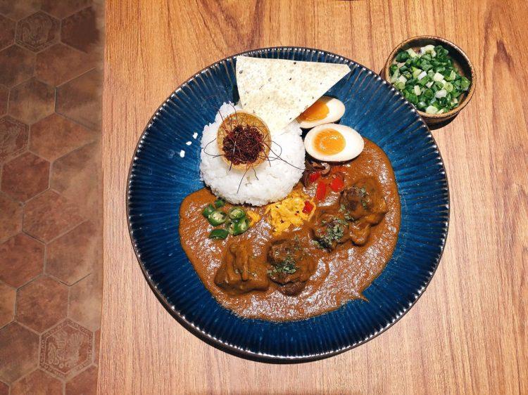 Les Currys 雷咖哩 》非常適合無辣不歡的饕客們