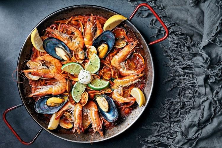 Alma Spanish Restaurant Taipei 》台北西班牙餐廳美食推薦