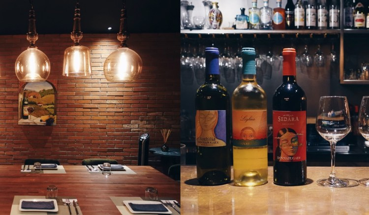 Ascent Way Italian Wine 》Donnafugata 葡萄酒搭配 Cantina del Gio 料理