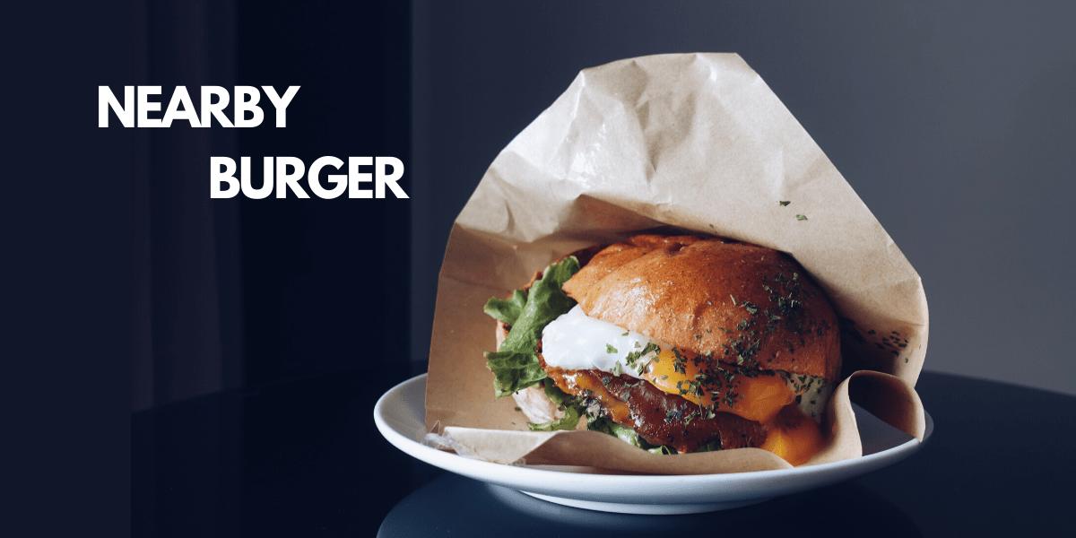 附近漢堡 Nearby Burger Food Truck 》無疑是台北漢堡餐車推薦
