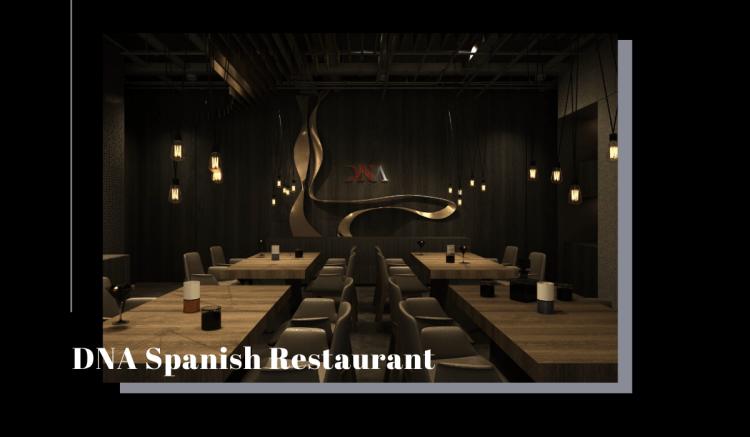 DNA Spanish Restaurant 》2021 即將新開幕的台中餐酒館