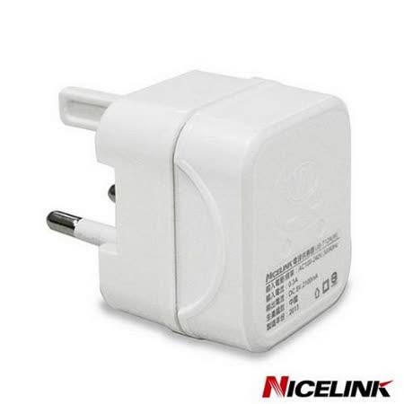 陳彥璋的生活部落格 辦公室用品廠商NICELINK USB萬用充電器-全球通用型-US-T12A(W)~2入開箱文