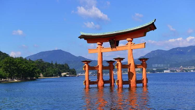 [廣島景點] 一生必訪世界遺產 宮島嚴島神社
