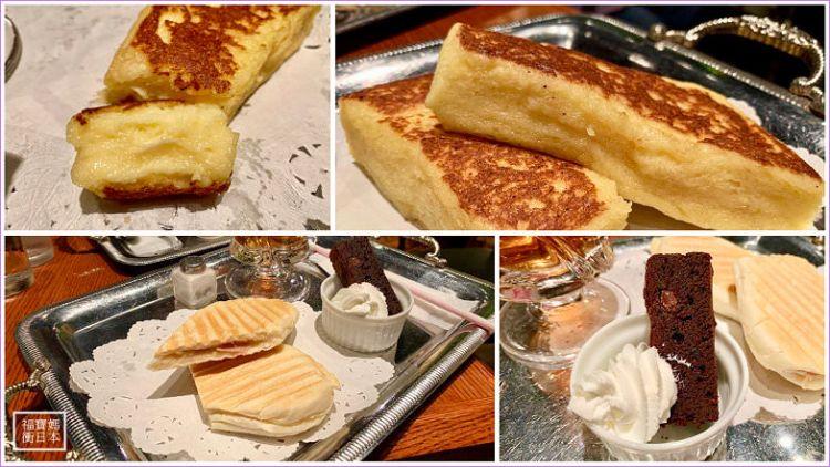 【東京甜點】Cafe Aaliya爆漿法式吐司,隱藏版東京新宿美食