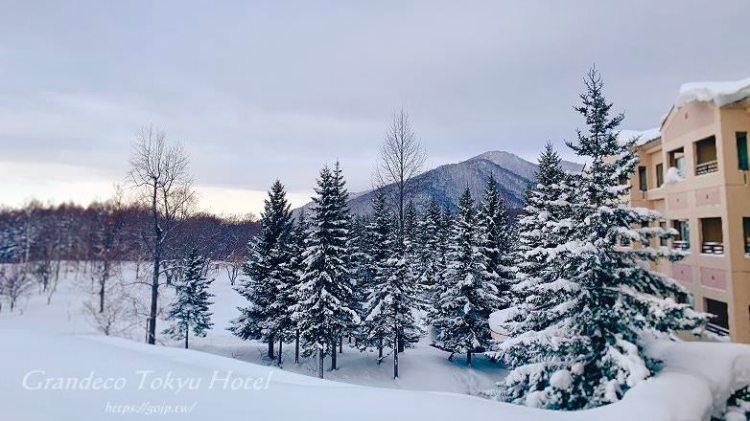 【福島滑雪場飯店】東急裏磐梯GRANDECO大飯店 Urabandai Grandeco Tokyu Hotel,初學者福島滑雪住宿首選