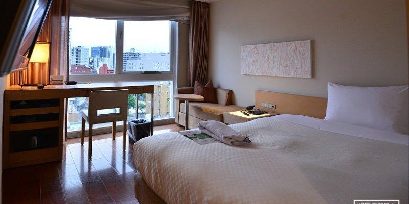 【福岡住宿】UNIZO飯店福岡天神 HOTEL UNIZO Fukuoka Tenjin,逛街搭車超方便