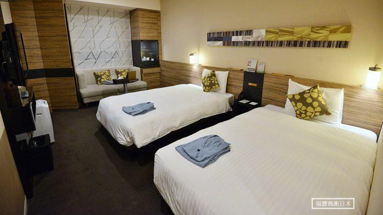 【札幌住宿】三井花園飯店札幌,住在札幌車站商圈,附免費大浴場喔!
