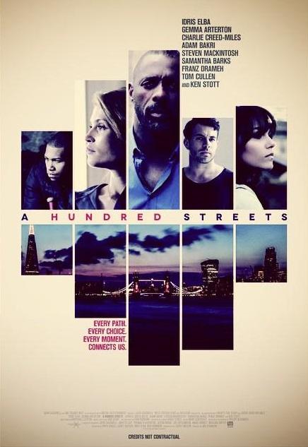 Poster do filme A Hundred Streets