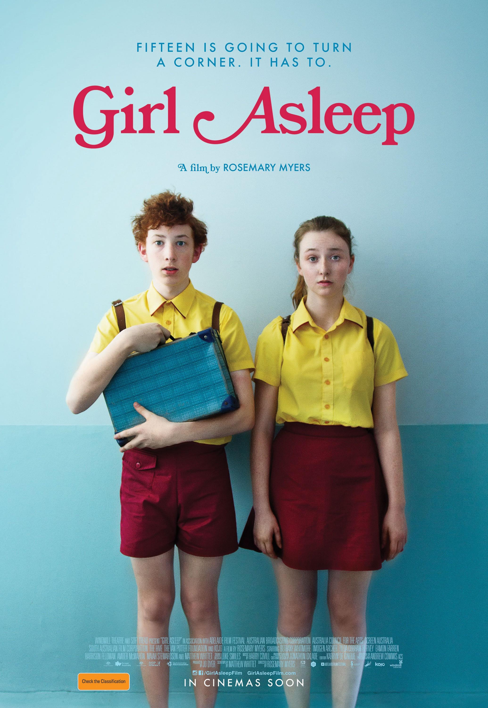 Poster do filme Asleep