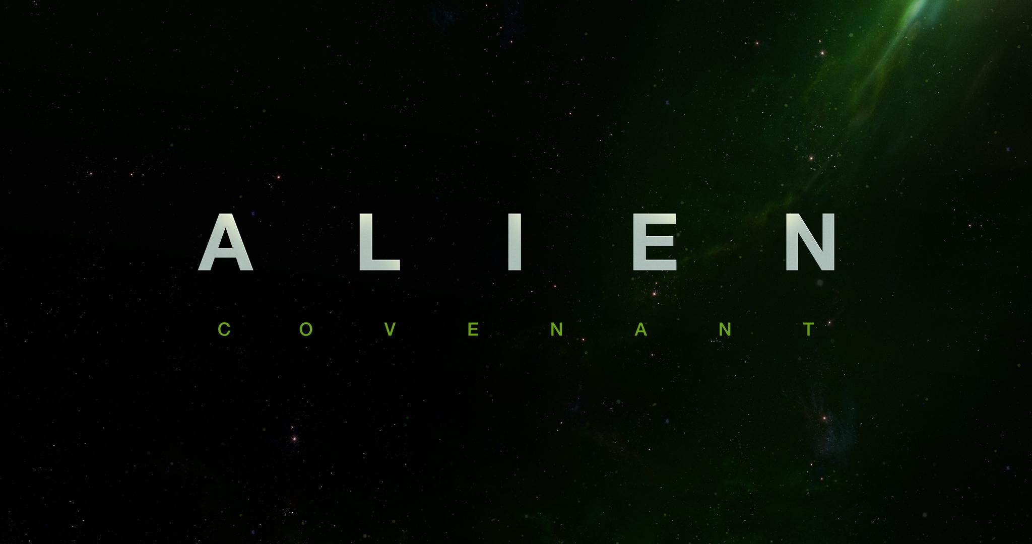 Poster do filme Alien: Covenant