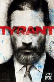 Tyrant S3 karakterposters - Barry Al-Fayeed