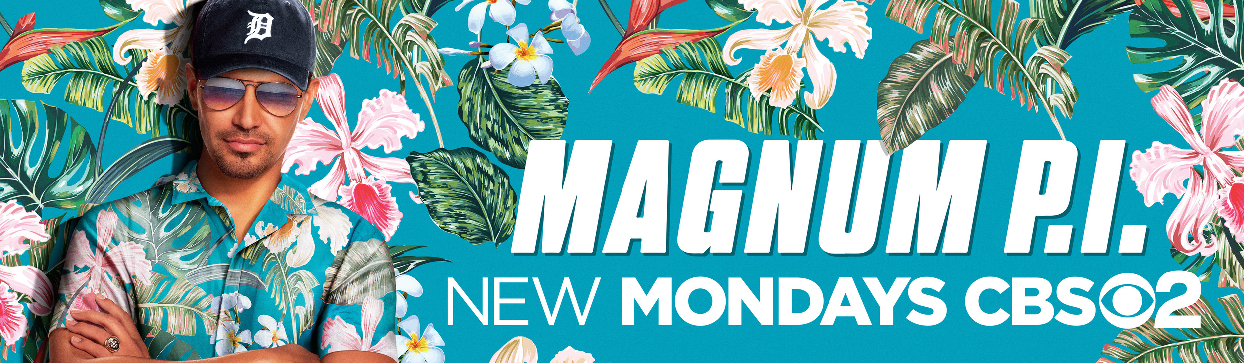 magnum p i season 1 poster 6 goldposter