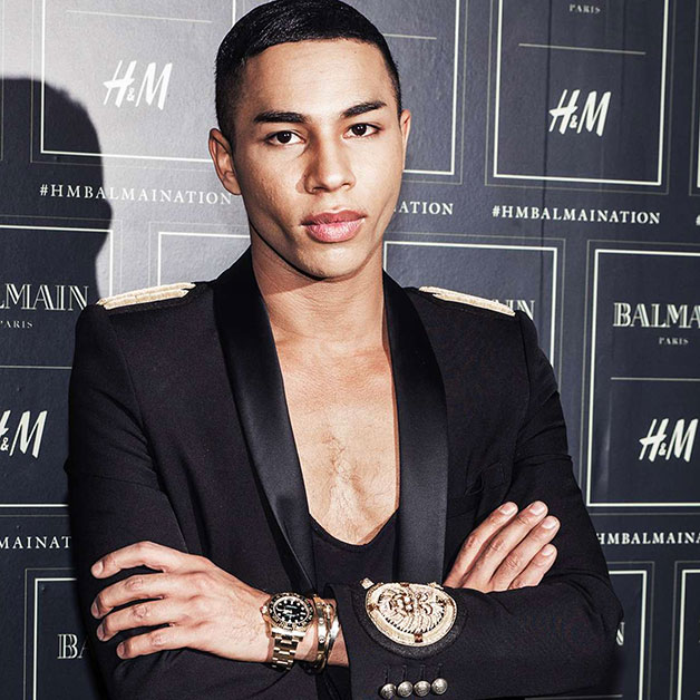 The 23 best things fashionista editors bought in september. Chi è Olivier Rousteing, il designer della nuova limited ...