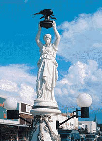Boll Weevil Monument Wikipedia Entries On Waymarking Com
