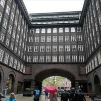 Chilehaus - Hamburg, Germany; Waymarking