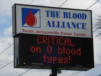 South Jacksonville Donor Center - Jacksonville, FL - Blood ...