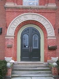 Starkweather Home/Ladies Library - Ypsilanti, Michigan ...