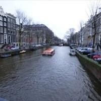 On the Canals - Amsterdam, NH, NL; Kaschper; Waymarking