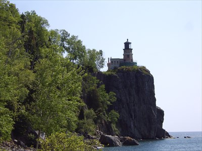 North Shore Scenic Byway - Split Rock Lighthouse - Castle ...