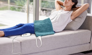 image for Pure Enrichment Fast-Heating Heating Pad with Storage Bag
