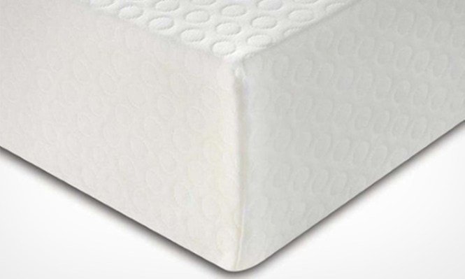 Groupon Goods Global Gmbh Memory Foam Rolled Mattress From 79 94 With Free Delivery