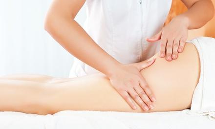 3 o 5 massaggi da 45 minuti a scelta tra drenante, relax e anticellulite zona Via Torino (sconto fino a 80%)