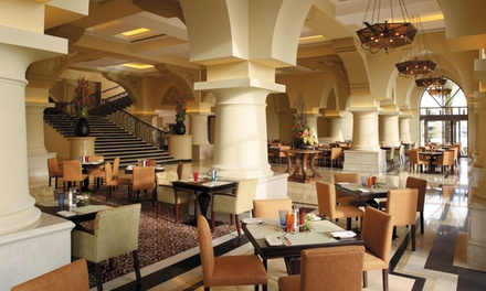 Lunch Buffet with Soft Beverages for Up to Four at Sofra Bld at 5* ShangriLa Hotel